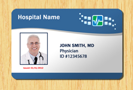 Hospital id template 1 other files patterns and templates for Hospital id badge template