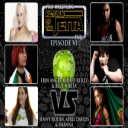 Blue Nikita & Rhia O Reilly & Erin Angel vs Jenny Sjodin & April Davids & Shanna
