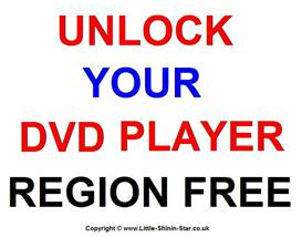 Unlock Your Dvd Player - Make It Region Free!! | Other Files | Documents and Forms