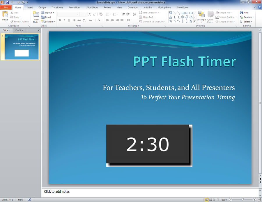 timer in powerpoint slide melo in tandem co