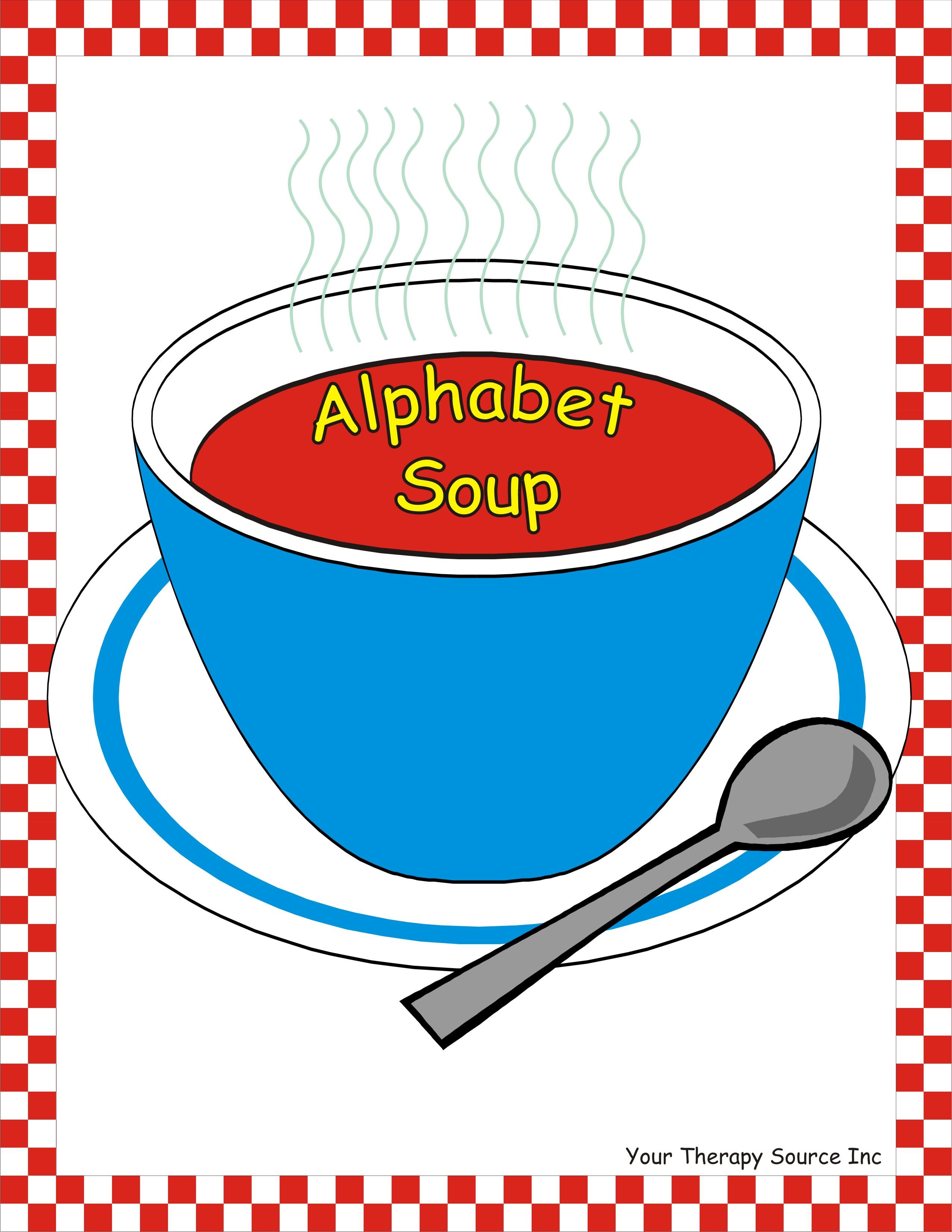 alphabet soup alphabet soup soup01