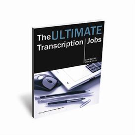The Ultimate Transcription Job eBook | eBooks | Internet