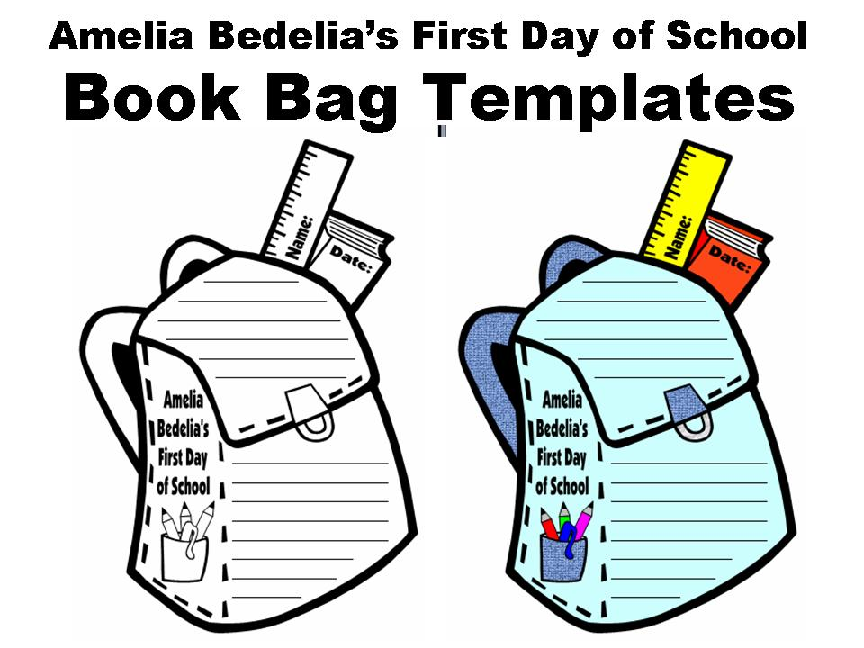 ?a day in the life of a school bag essay We'd all like our children to get top marks at school – but scholastic  don't get  sucked into peeking into other children's book bags to see if.