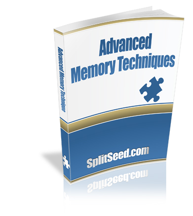 memory techniques Buy memory techniques: learn memory techniques and strategies for  concentration and accelerated learning to keep your brain agile, sharp and  forever.