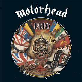 MOTORHEAD 1916 (1991) (WTG RECORDS) (