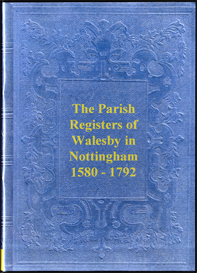 parish registers of walesby
