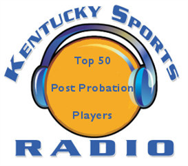 ksr top 50 post probation players