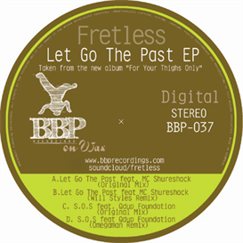 all. fretless - let go the past ep