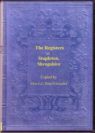 the parish registers of stapleton