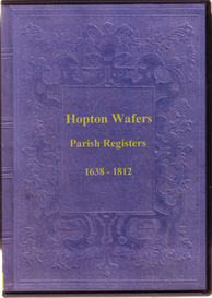 the parish registers of hopton wafers, shropshire
