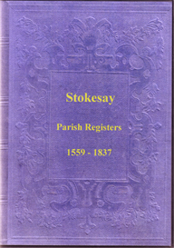 the parish registers of stokesay in shropshire.