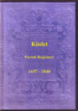 the parish registers of kinlet, shropshire.