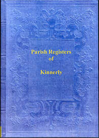 the parish registers of kinnerly in shropshire
