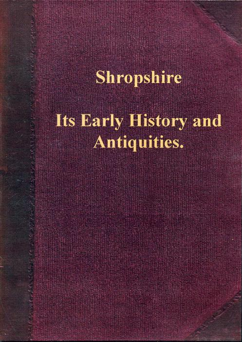 First Additional product image for - Shropshire : Its Early History and Antiquities.