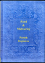 the parish registers of ford and melverley in shropshire.