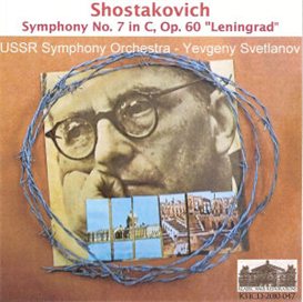 shostakovich 7th symphony