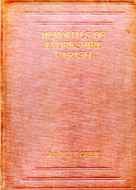 Memorials of a Yorkshire Parish. | eBooks | Reference