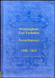 The Parish Registers of Wintringham, East Yorkshire. | eBooks | Reference