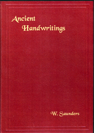 Ancient Handwritings. | eBooks | Reference
