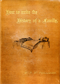 how to write the history of a family