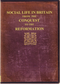 Social Life in Britain from the Conquest to the Reformation | eBooks | Reference