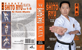 Shito Ryu Kata  Video DOWNLOAD Vol-1-5 | Movies and Videos | Training