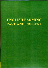 english farming past and present.