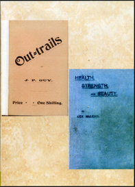 out trails by j.p.guy and health, strength and beauty by lex mclean.
