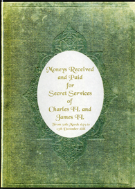 Moneys Received and Paid for Secret Services of Charles II. and James II. | eBooks | Reference