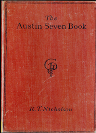 The Austin Seven Book | eBooks | Reference