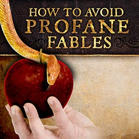 profane fables video