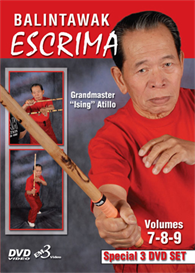 atillo-balintawak-eskrima-vol-7, 8 & 9-video download