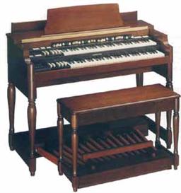 drawbar settings - from the a-z gospel organ video