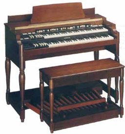 The Mechanics of The Organ -From The A-Z Gospel Organ Video | Movies and Videos | Educational