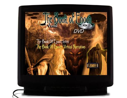 First Additional product image for - The Virtual Book of Enoch DVD Narration