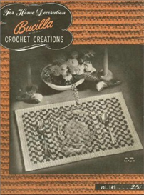 brucilla crochet creations - crochet pattern ebook