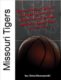 missouri tigers basketball playbook