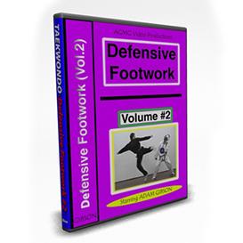 defensive footwork -volume #2