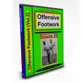 offensive footwork -volume #2