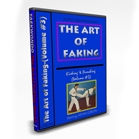 the art of faking: kicking & punching (volume #3)