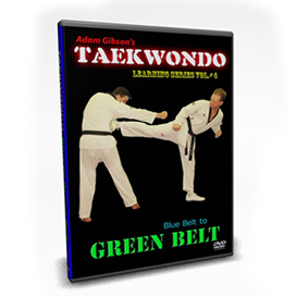 taekwondo-green belt requirements-by adam gibson