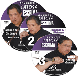 latosa escrima vols 1–2–3 video download