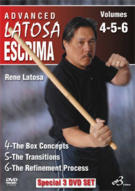 latosa escrima vols. 4–5–6 download