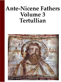 ante-nicene church fathers: volume 3