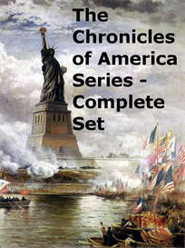 the chronicles of america series - 36 books! complete series