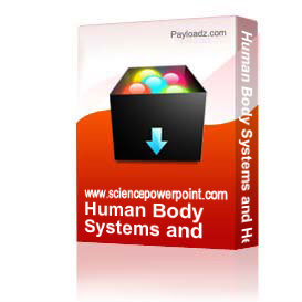 human body systems and health topics unit