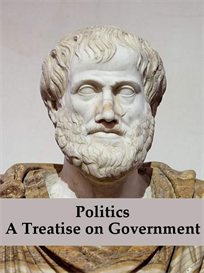 a treatise on government  by aristotle