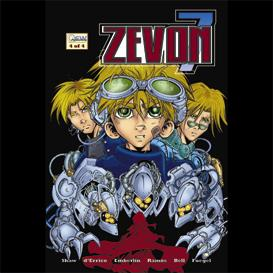Zevon-7 #4 | eBooks | Entertainment