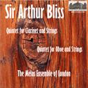 Bliss: Oboe Quintet - Clarinet Quintet -The Melos Ensemble of London - Gervase de Peyer, clarinet; Peter Graeme, oboe   Music   Classical