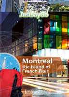 JustSayGo Montreal the Island of French Flair | Movies and Videos | Documentary